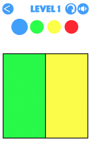 4 Colours Level 1 Walkthrough