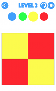 4 Colours Level 2 Walkthrough