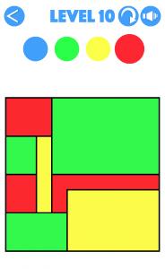 4 Colours Level 10 Walkthrough