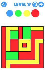 4 Colours Level 17 Walkthrough