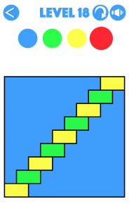4 Colours Level 18 Walkthrough