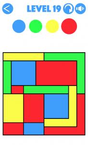 4 Colours Level 19 Walkthrough