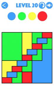 4 Colours Level 20 Walkthrough