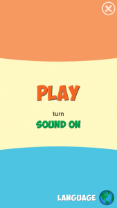 5 Little Clues 1 Word Main Screen