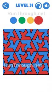 4 Colours Walkthrough Level 31