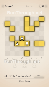 Chess Light Class C Level 10