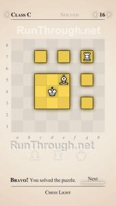 Chess Light Class C Level 16