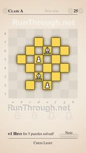 Chess Light Walkthrough Class A Level 25