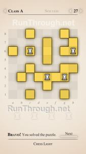 Chess Light Walkthrough Class A Level 27