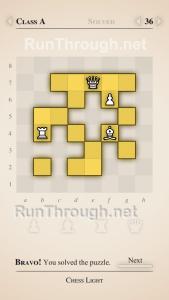 Chess Light Walkthrough Class A Level 36