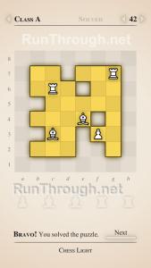 Chess Light Walkthrough Class A Level 42