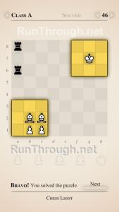 Chess Light Walkthrough Class A Level 46