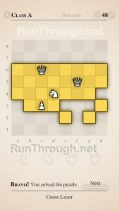Chess Light Walkthrough Class A Level 48