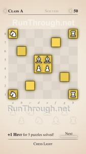 Chess Light Walkthrough Class A Level 50
