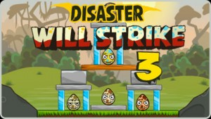 Disaster Will Strike 3 Icon