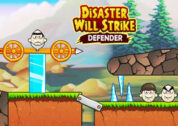 Disaster Will Strike 5: Defender Walkthrough and Review