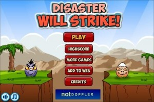 Disaster Will Strike Icon