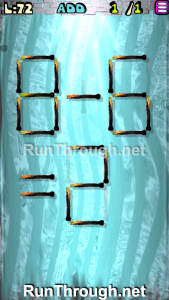 Matches Puzzle Walkthrough Episode 3 Level 72