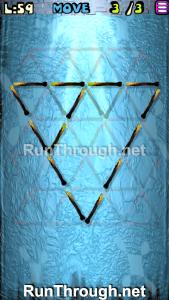 Move the Matches Puzzles Episode 3 Level 41-60 Walkthrough