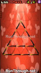 Matches Puzzle Walkthrough Episode 3 Level 66