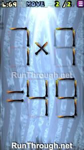 Matches Puzzle Walkthrough Episode 3 Level 69