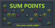 Sum Points Walkthrough Levels 1-20