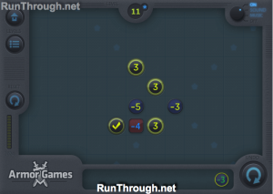 Sum Points Walkthrough Level 11