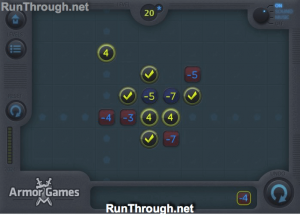 Sum Points Walkthrough Level 20