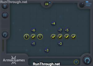 Sum Points Walkthrough Level 24