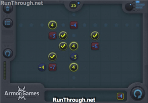 Sum Points Walkthrough Level 25