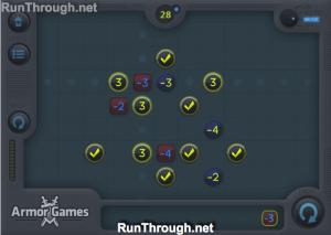 Sum Points Walkthrough Level 28