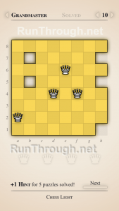 Chess Light Walkthrough GrandMaster Level 10