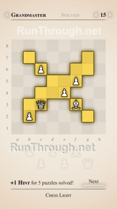 Chess Light Walkthrough GrandMaster Level 15