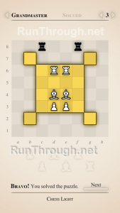 Chess Light Walkthrough GrandMaster Level 3