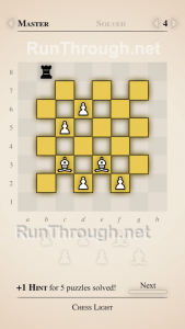 Chess Light Walkthrough Master Level 4