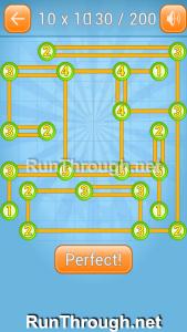 Linky Dots 10x10 Walkthrough level 130