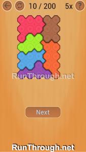 Ocus Puzzle Walkthrough Easy Level 10