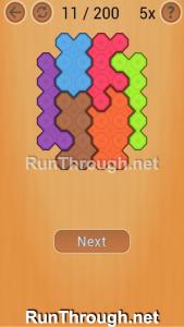 Ocus Puzzle Walkthrough Easy Level 11