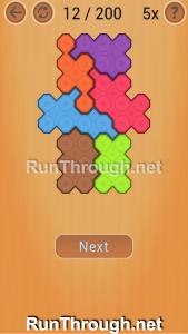 Ocus Puzzle Walkthrough Easy Level 12