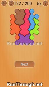 Ocus Puzzle Walkthrough Easy Level 122