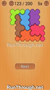 Ocus Puzzle Walkthrough Easy Level 123