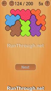 Ocus Puzzle Walkthrough Easy Level 124