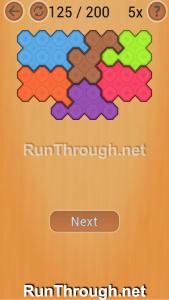 Ocus Puzzle Walkthrough Easy Level 125