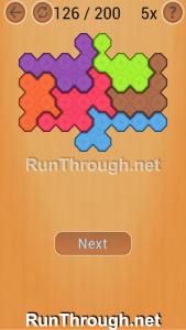 Ocus Puzzle Walkthrough Easy Level 126