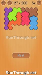 Ocus Puzzle Walkthrough Easy Level 127