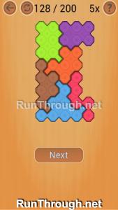 Ocus Puzzle Walkthrough Easy Level 128