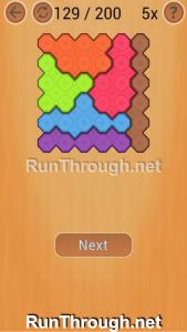 Ocus Puzzle Walkthrough Easy Level 129