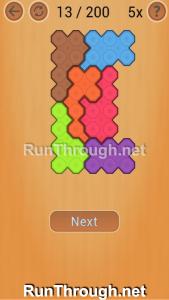 Ocus Puzzle Walkthrough Easy Level 13