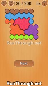 Ocus Puzzle Walkthrough Easy Level 130