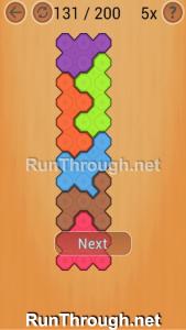 Ocus Puzzle Walkthrough Easy Level 131
